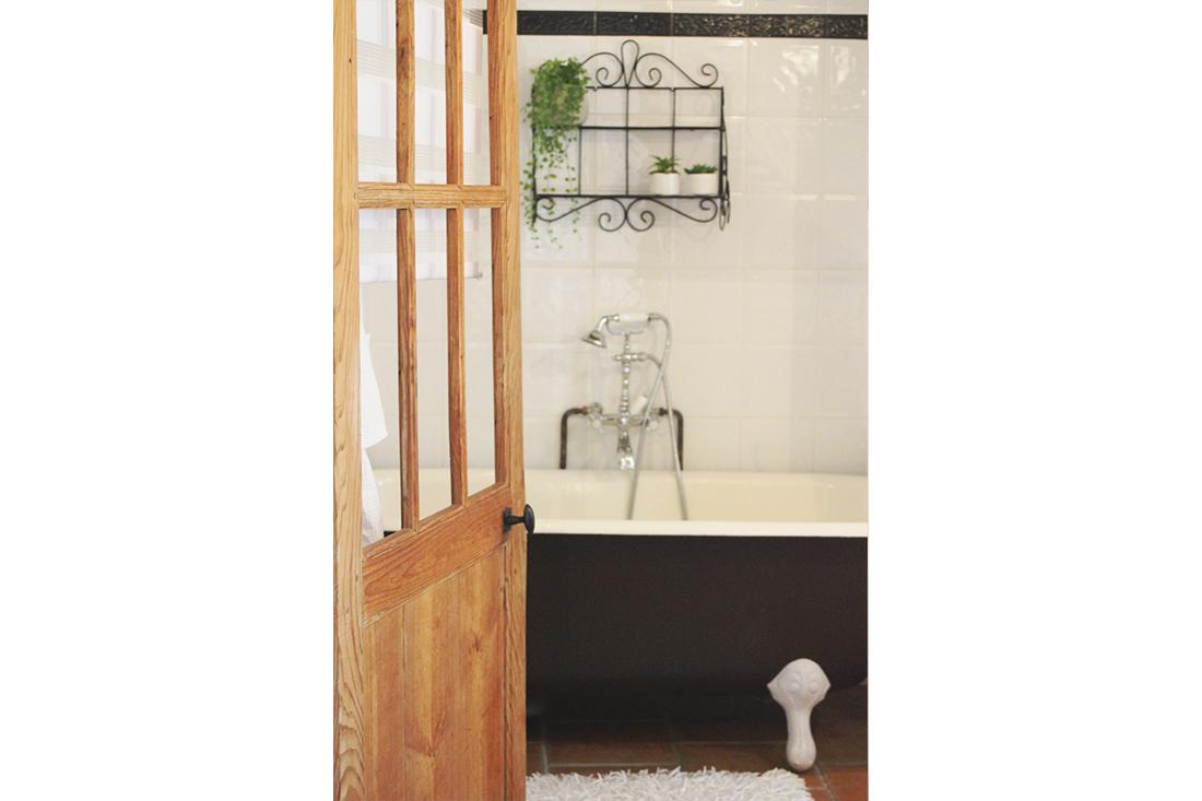Salle de bain Aretxola Chambres d'hotes Pays basque