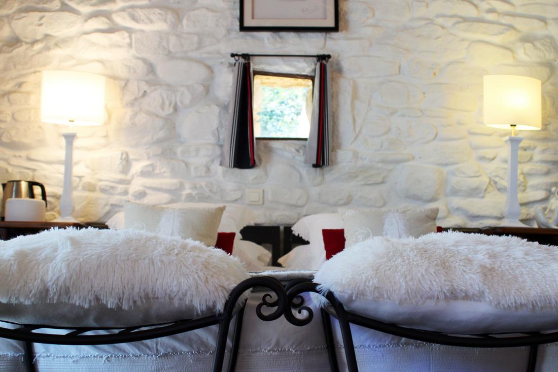 Bergerie aretxola chambre d'hotes cote basque