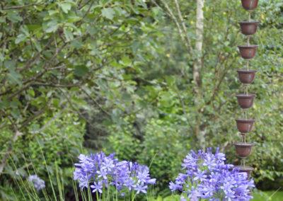 Fleurs jardin basque Aretxola