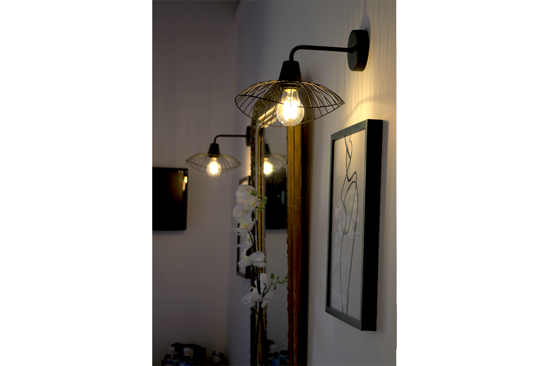 Luminaires la Roseraie Aretxola