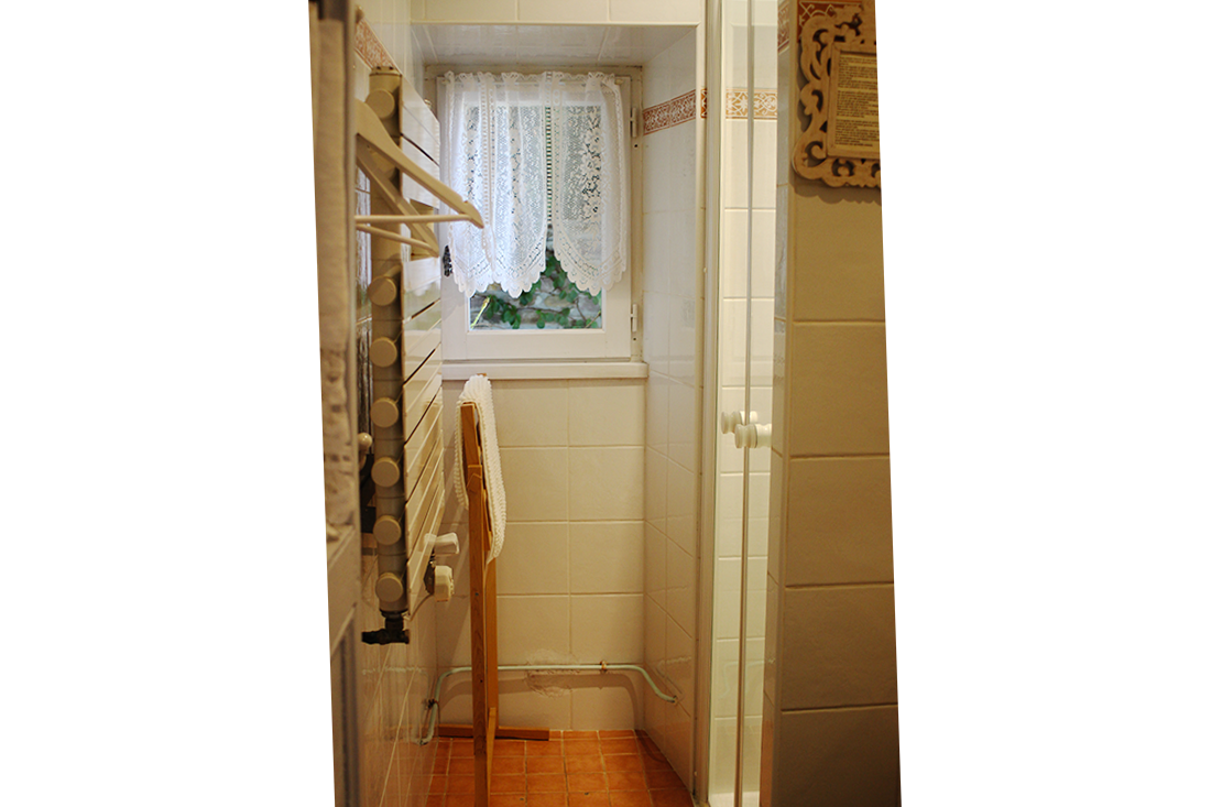 Salle de bain la Roseraie Aretxola